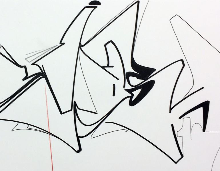 Line Drawing Wiki : Wiki artistes speerstra